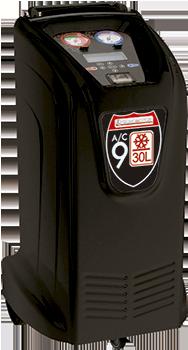 Máquina de recarga de aire acondicionado Tecnomotor AC930L
