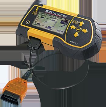 Equipo de diagnosis y programación de sensores TPMS Tecnomotor TPM02